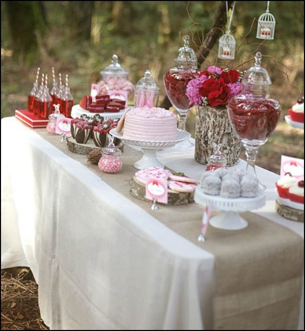 Birthday Party Buffet Table: 17 Best Images About Glamour Birthday Party Ideas On