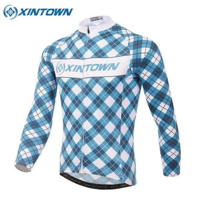 2017 Winter Cycling Jersey Long Sleeve Bicycle Thermal Fleece Ropa Roupa De Ciclismo Invierno Windproof Mtb Bike Clothing