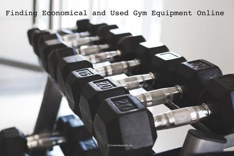 If you're someone who wants to start their fitness journey, it's a good idea to invest in some fitness equipment. There's no need for you to worry about spending a lot of money on buying fitness equipment because you can easily find economical and used gym equipment online. You just need to know about the reliable places to search for them. Here are some recommendations! Amazon A very famous website, it offers a wide range of gym equipment including machines such as treadmills, exercise b...