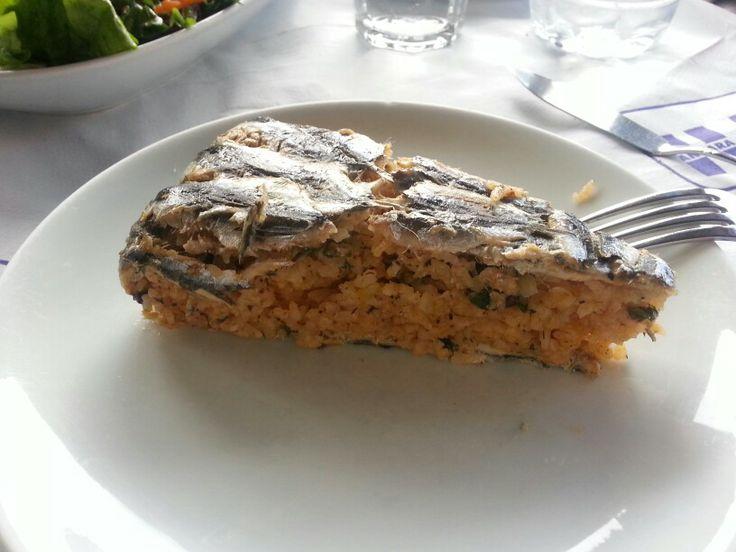 Hamsili Pilav (Risotto alle Alici - ricetta turca)