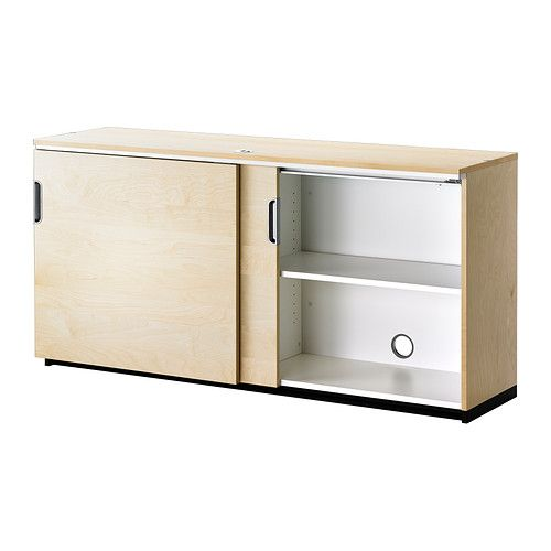 Galant office furniture flatpack assembly assembly space for Ikea galant bureau debout hack