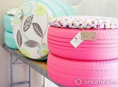 Muebles con material reciclado para ni os buscar con - Ideas para reciclar muebles ...