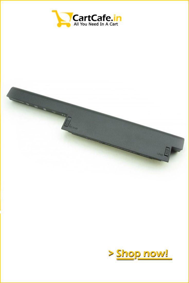 Sony VAIO VGP BPS22 Battery @ Rs.3250/- Black Color, 6 Months warranty, 4400mah #sonyvaiovgpbps22 #sonybps22battery #vgpbps22