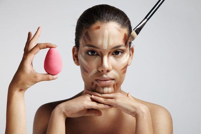 Malowanie światłem. ABC konturowania twarzy #makijaż #makeup #women #polishgirl #contouring #konturowanie #rozświetlacz #bronzer #highlight