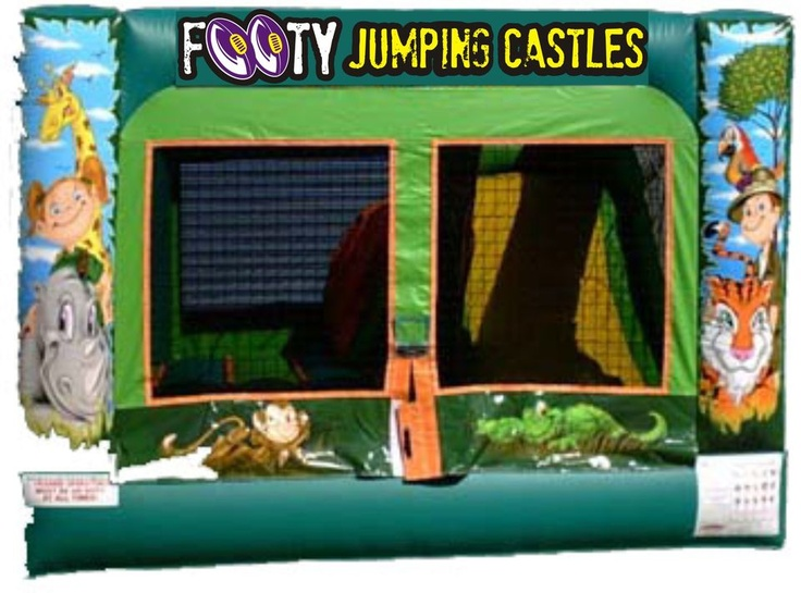 Themed Jumping Castles For #kids entertainment
