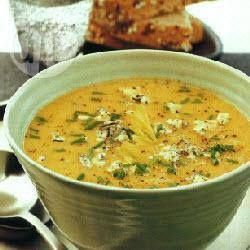Red Lentil and Celery Soup