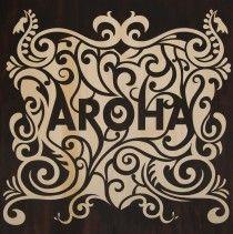 Meaning 'love' in Maori... Shane Hansen | Artist & Graphic Designer – Art, Bio & Exhibition Info