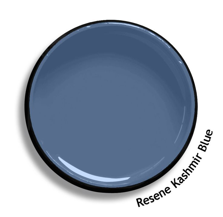 Resene Kashmir Blue is a Dutch Delphware blue, a mix of heaven and home. From the Resene BS5252 colours collection. Try a Resene testpot or view a physical sample at your Resene ColorShop or Reseller before making your final colour choice. www.resene.co.nz