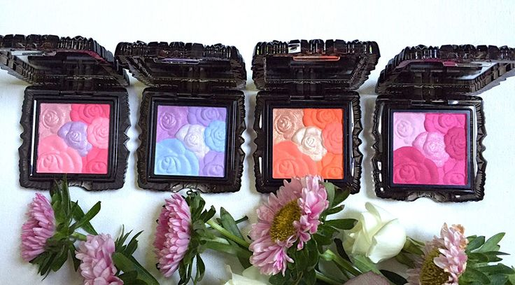 What Anna Sui Rose Cheek Colour is for you? Tell us & win