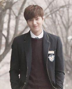 gif .. Lee Min Ho