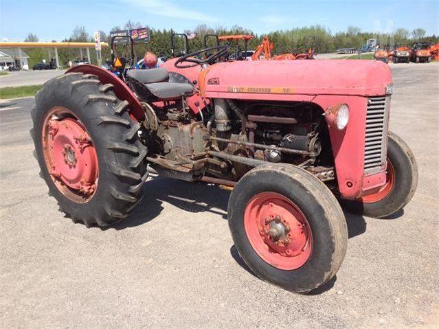 Massey Ferguson To35 Tractor Loader Backhoes Service Manual Tractor Loader Tractors Massey Tractor