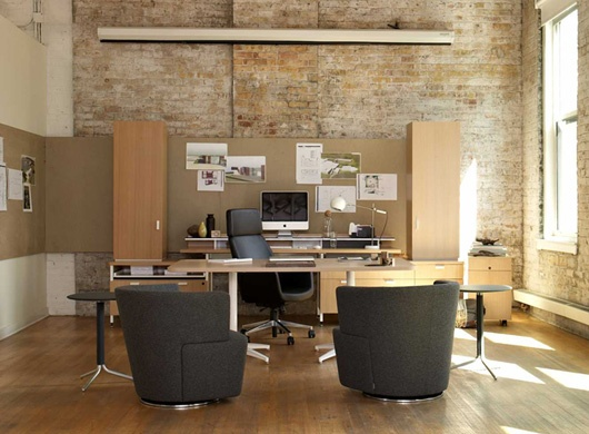 private office design. Private Office With Coalesse Topo, Bindu, And Joel Design