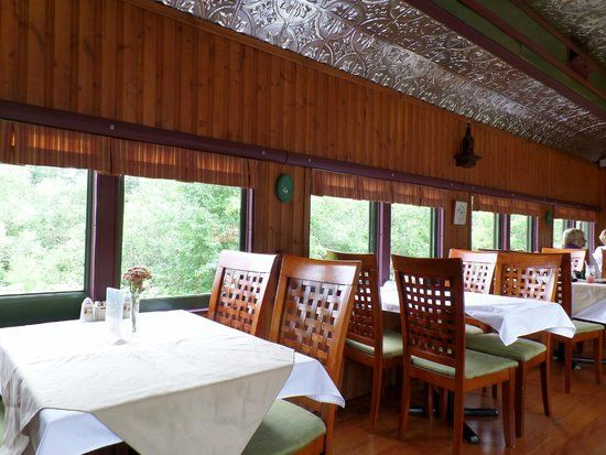Photo of The Railway Dining Car