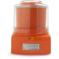 Cuisinart frozen yogurt, ice crean and sorbet maker but i want it in green or pink