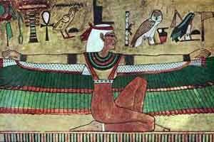 Царем Та-Кемет стал бог Осирис