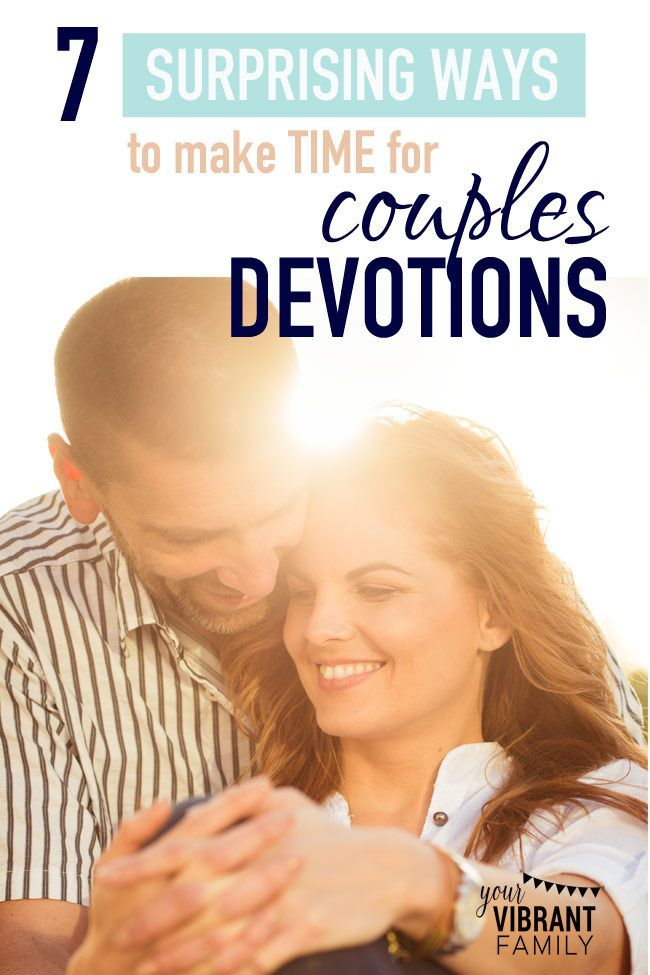 This Busy Couple Needed a Way to Make Couples Devotions Work for Them