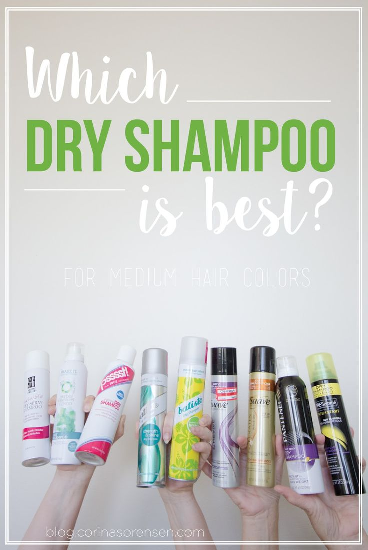 Which Dry Shampoo is Best? Great reviews of drug store dry shampoos