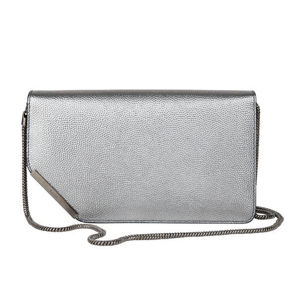 Shiny clutch from #Bally I Available at #DesignerOutletParndorf