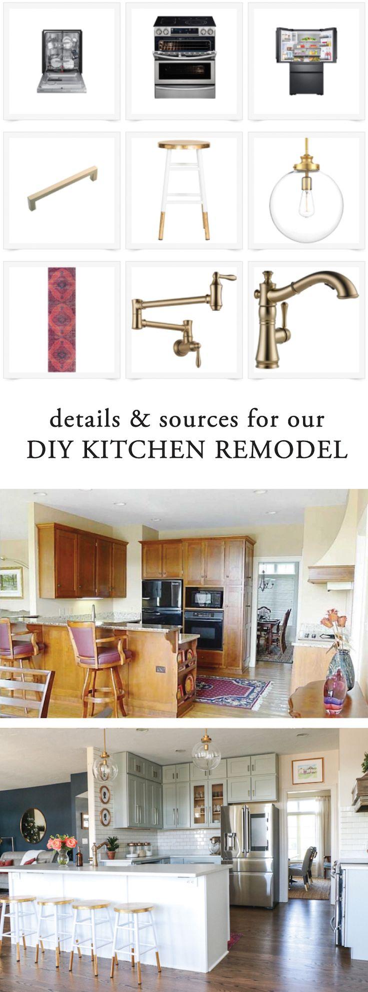 1040 best Kitchens images on Pinterest | House decorations ...
