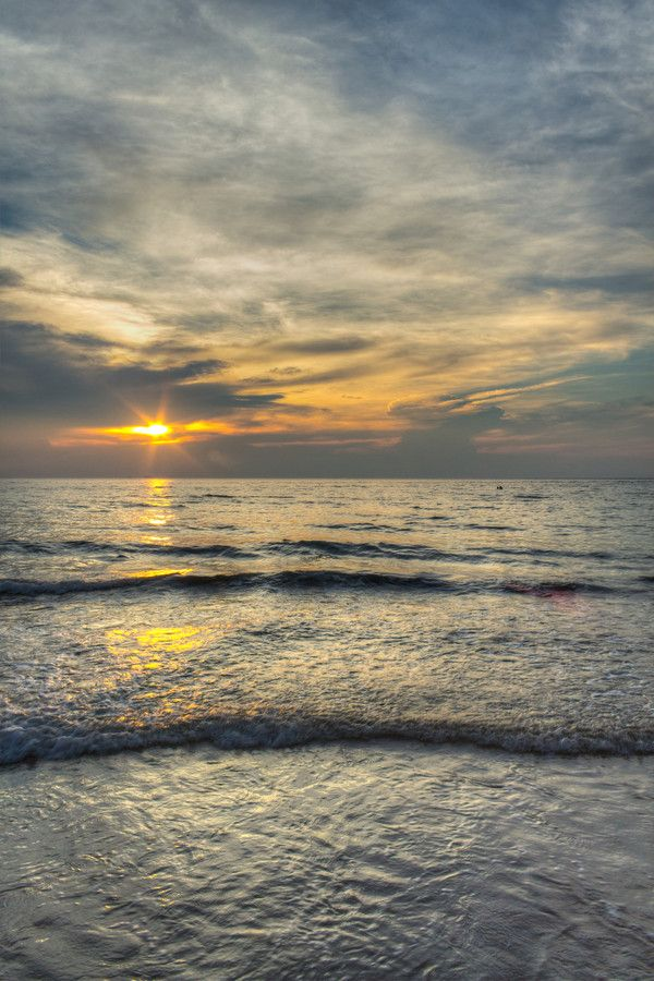 sunset at tioman by Susanta Sarkar on 500px