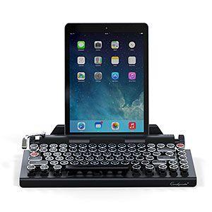 Qwerkywriter - The Retro Bluetooth Mechanical Keyboard