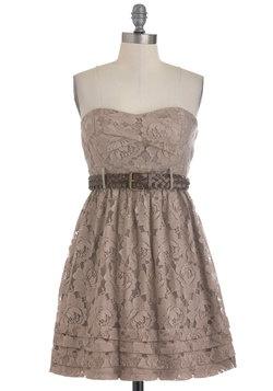 Stone Poses Dress, #ModCloth
