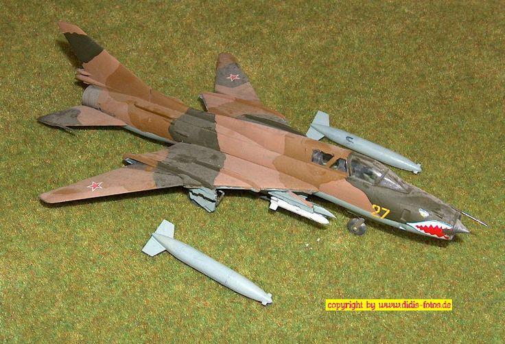 Sukhoi Su-22U (Fitter E) (Italeri?) 1:72