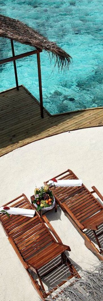 Nika Island Resort...Maldives | LOLO