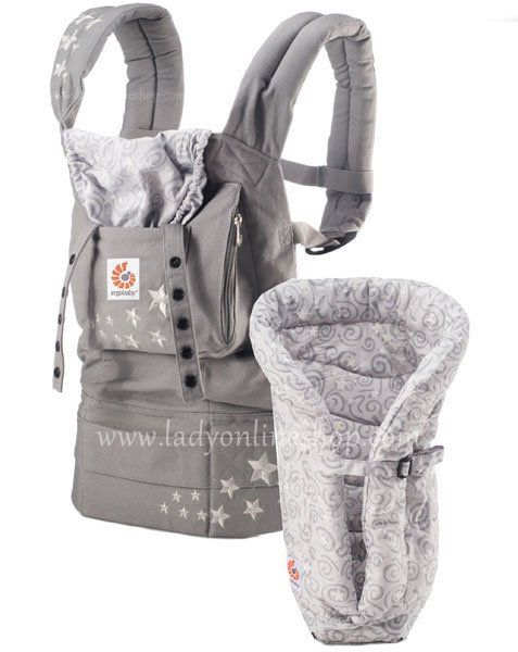 Affordable Two Shoulder Ergo Gray Baby Carry Cheap
