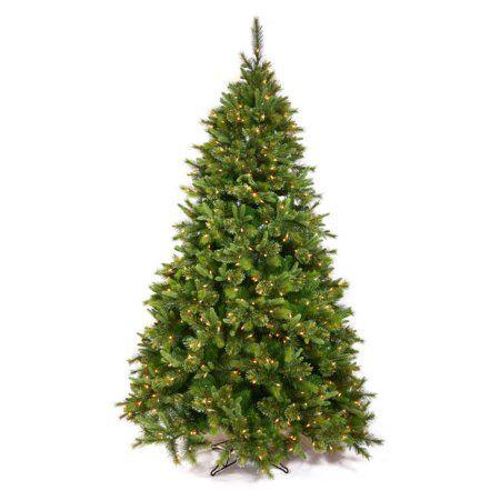 Vickerman Unlit 5.5' Cashmere Pine Artificial Christmas Tree, Green