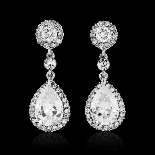 Fabuleux 131 best Bijoux de Mariée - Parure Mariage images on Pinterest  HY09