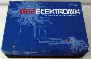 Stavebnice MEZ ELEKTRONIK - 01