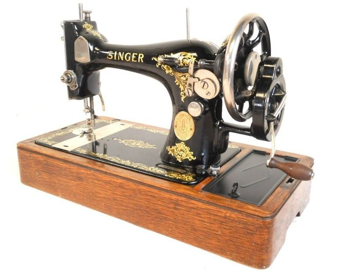 1913 Singer Leather Sewing Machine