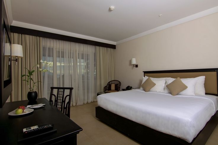 Deluxe Sea View with King Size Bed www.luleyhotels.com