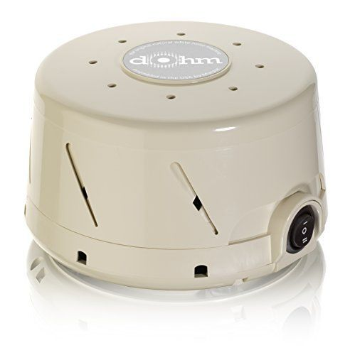 Marpac DOHM-DS, Natural White Noise (actual fan inside) Sound Machine, Tan Marpac