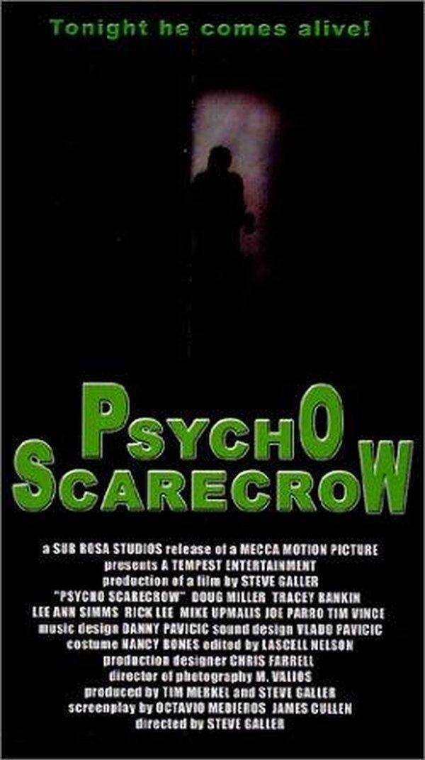 Psycho Scarecrow (Video 1996)