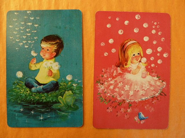 vintage swap cards - Google Search