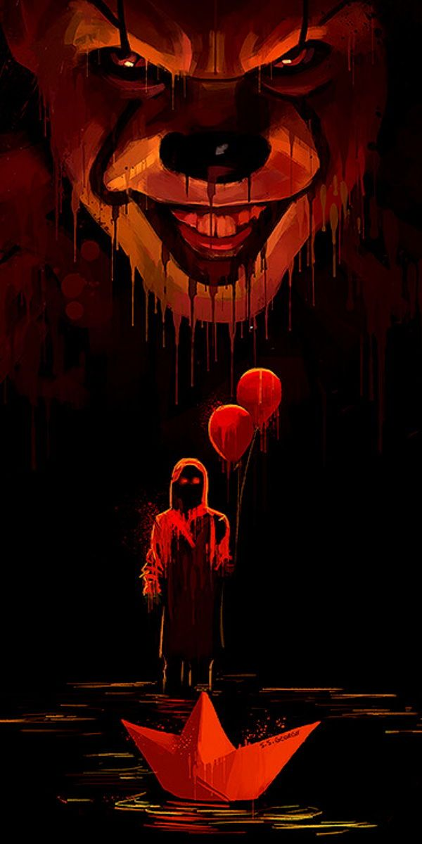 Film Review It Chapter Two Strange Harbors Scary Wallpaper Iphone Wallpaper Joker Wallpapers