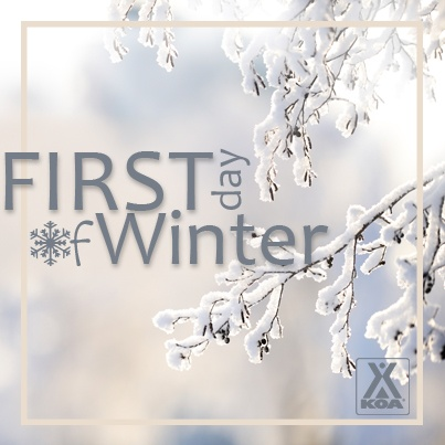 Saturday, December 21, 2013 ~ The First Day of Winter (Winter Solstice)