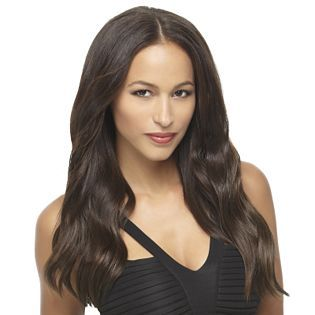 """Lightweight & easy-to-attach wavy extension, attaches to your hair with six pressure sensitive clips & allows you to have long, full wavy hair in an instant. 400505 - Hairdo by HAIRUWEAR 16"""" Loose Wave Extension - QVC Price: £45.00 + P&P: £3.95 http://www.qvcuk.com/Hairdo-by-HAIRUWEAR-16%2522-Loose-Wave-Extension.product.400505.html?sc=CommissionJunction&ref=aff%26cm_mmc=CJ-_-3507660_-5507647-_-QVC+UK+Product+Catalog&source=400505"""