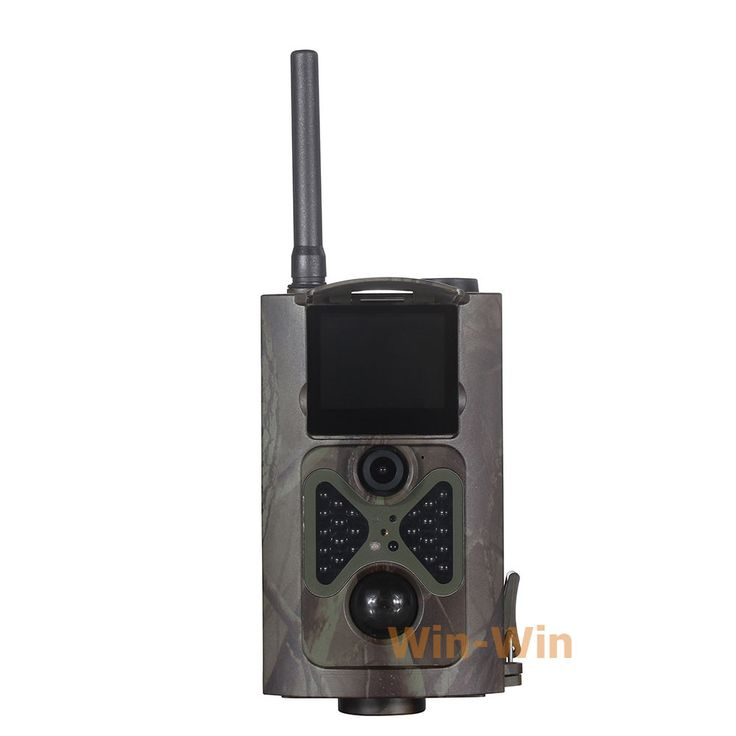 12MP HD Infrared Scouting Trail Camera 2G/GSM/MMS/SMTP/SMS IR Night Vision Wildlife Hunting Camera HC500M