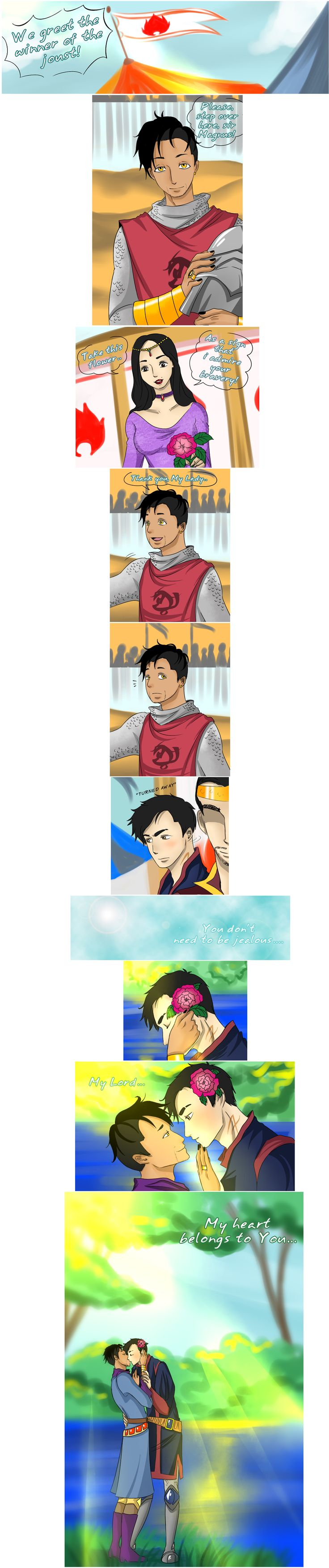 Back to the Middle Ages Malec week 2017 ...  From the hands off umkasandiary ... shadowhunters, alexander 'alec' lightwood, magnus bane, the mortal instruments, malec, robert lightwood, isabelle lightwood