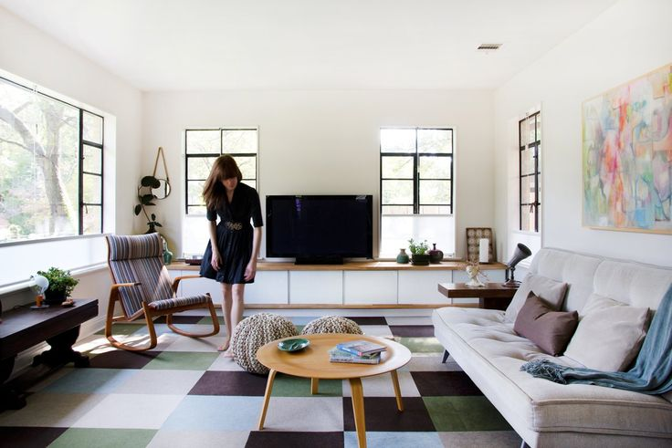 Allison Burke's Modern Mix House Tour | Apartment Therapy