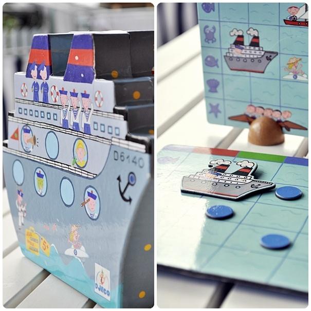 Giochi da auto. Battaglia navale per bambini da stampare