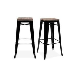 17 meilleures id es propos de tabourets de bar industriel sur pinterest tabourets de bar. Black Bedroom Furniture Sets. Home Design Ideas