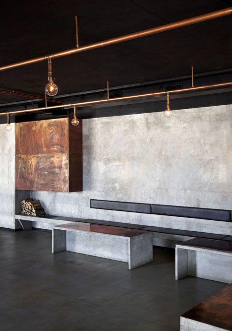 Restaurant & Bar Nazdrowje / Richard Lindvall
