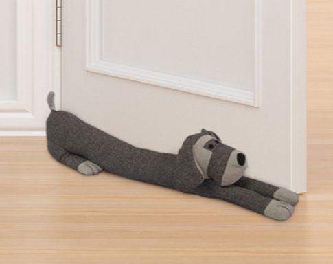 Superb Doggy Door Draft Stopper.