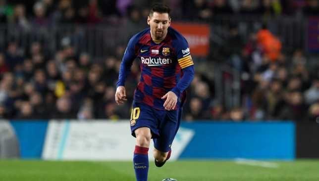 ميسي ي سجل هاتريك لبرشلونة في مرمى مايوركا موقع سبورت 360 سجل ليونيل ميسي لاعب فريق برشلونة الهدف الخامس في مرمى ريال مايورك Baseball Cards Sports Baseball