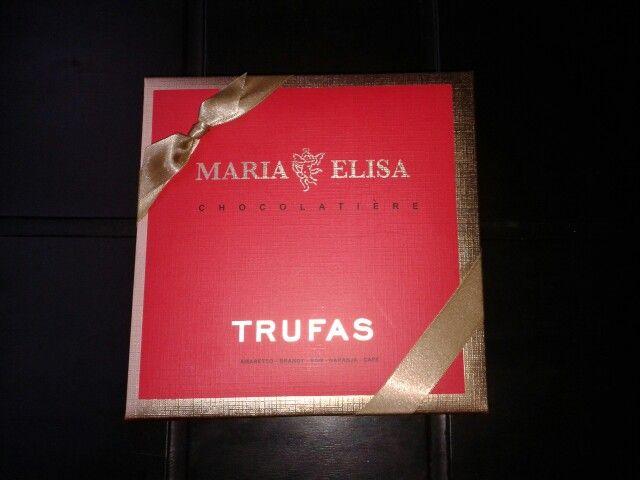 #triufas #chocolates