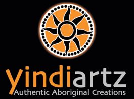 Yindi Artz creates exciting and innovative works across a variety of mediums, while keeping sight of individual and business requirements. The owner operator, De Greer-Yindimincarlie,  is an Aboriginal woman from the Wiradjuri Nation in Central Western New South Wales, Australia.